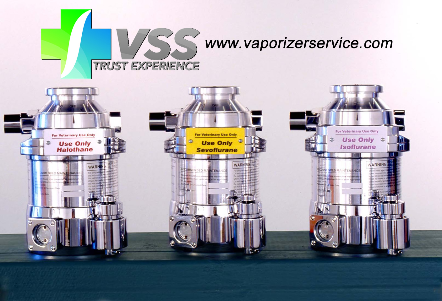 Veterinary Vaporizers | Anesthetic Vapor Delivery Device | www.vaporizerservice.com